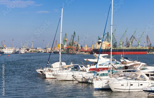 Порт варна болгария