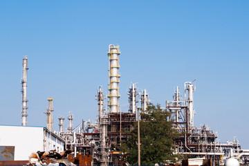 Raffinerie Schwedt