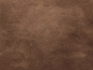 Texture of brown blank chalkboard