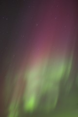 Northern Lights, Edmonton, Alberta, Canada
