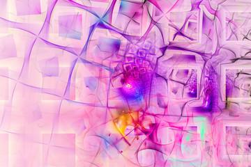 Abstrakter digitaler Hintergrund