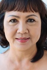Mature Vietnamese woman