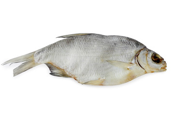 Bream, dry fish
