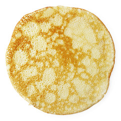 Rosy pancake