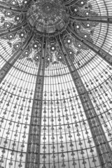 Paris Liberty style dome building ceiling