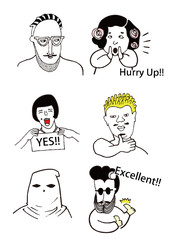 Comic People