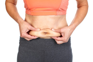 Body fat.