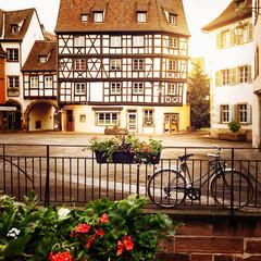 Old city Colmar