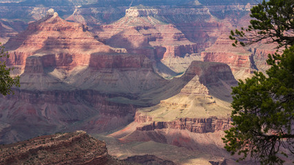The Grand Canyon has withstood the test of time and man