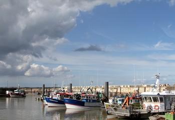 port ostréicole,bourcefranc-le-chapus,île doléron