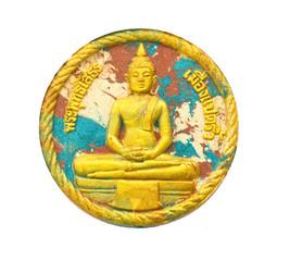 Jatuakarmramathep.Buddha image in native Thai style art