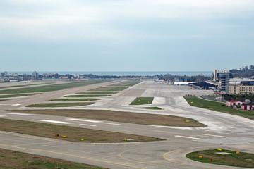 Adler airport, Sochi, Russia