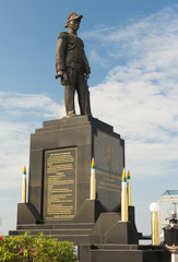 Monument to the Admiral Krom Luang