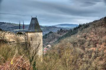 Замок Карлштайн. Чехия
