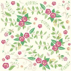 floral flower texture