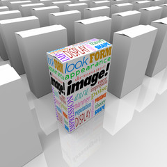 Image Words Product Package Best Choice Marketing Advertising