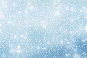 Snow Stars Christmas Background 6