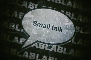 Smalltalk...