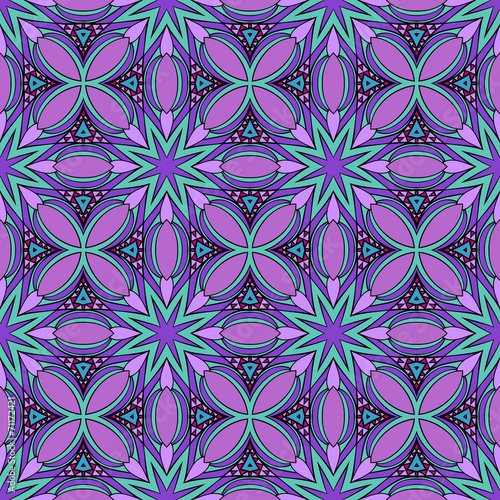 Pure Fantasy  Stained glass patterns windows mosaics