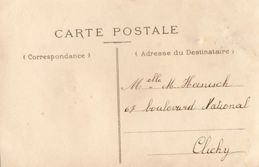 French Antique Postcard 66