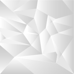 Vector of Gray Abstract background