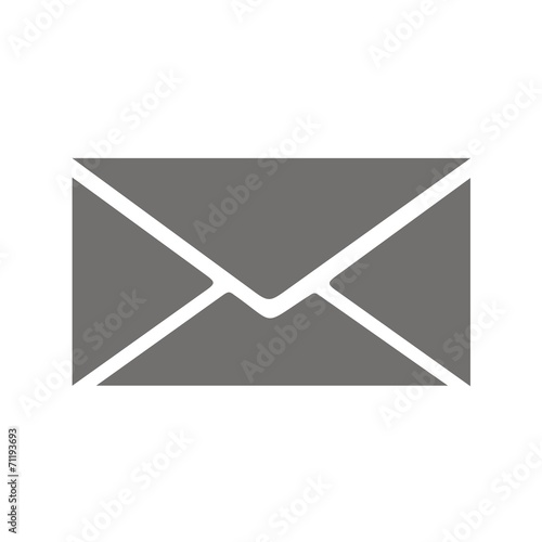 Icono Mail Fb Stock Image And Royalty Free Vector Files On Fotolia