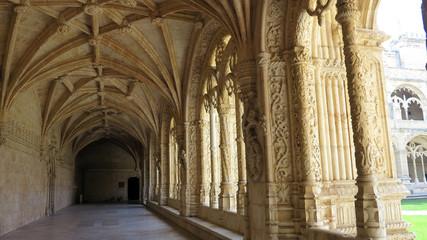 monastery of jeronimos, lisbon