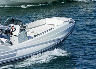 Pneumatic boat
