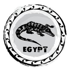 egypt. stamp