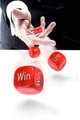 Win or Lose concept