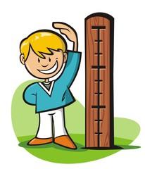 Child height