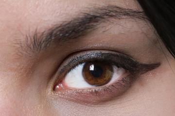Woman Brown Eye