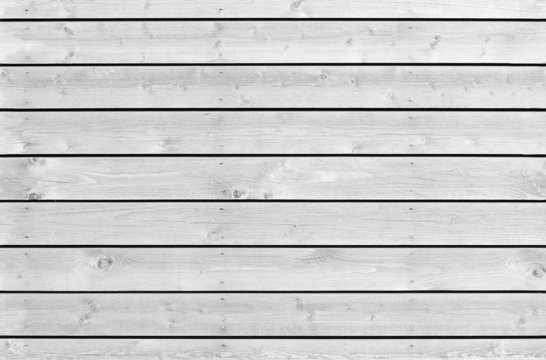 White new wooden wall seamless background photo texture