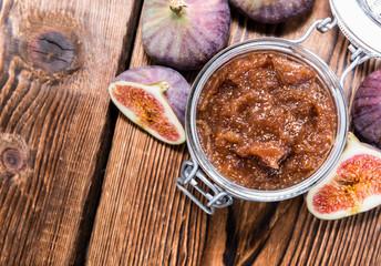 Fresh made Fig Jam
