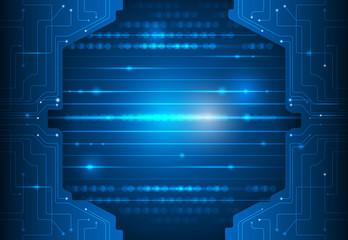 Circuit board-digital network technology