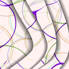 Abstract  swirl illustration