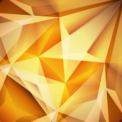 Abstract geometrical background. Vector