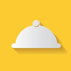 Food symbol,clean vector