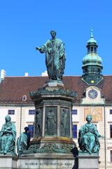 Statue of Francis II - Wien