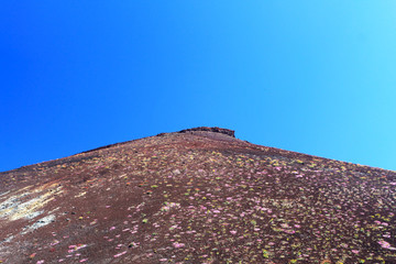 Volcanic Background - Etna