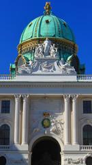 Hofburg Palace Cupola - Wien