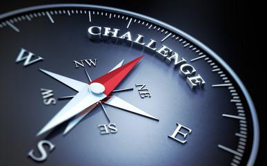 Kompass - Challenge