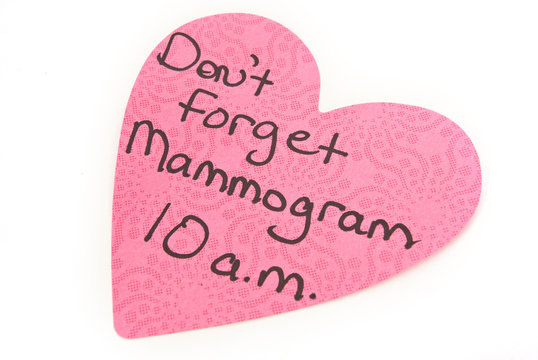 Mammogram Reminder