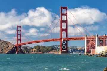 Bridge Golgen Gate, San Francisco, California, USA