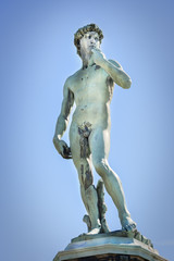 Statue David Florence