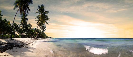 Autocollant pour porte Caraibes Dominican Republic - Bayahibe