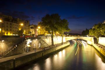 Evening Paris, France