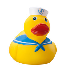 Rubber Ducky isolated