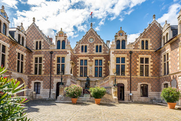 Old Town Hall in Orleans