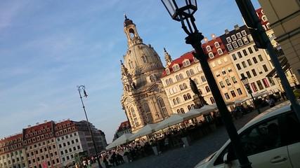 Frauenkirche/Dresden